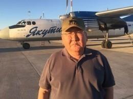 Глава Якутии прокомментировал информацию одебоше наборту самолёта Москва— Якутск