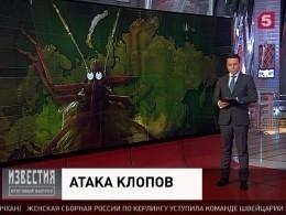 России угрожает коричнево-мраморный клоп попрозвищу «вонючка»