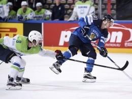 Хоккеист сборной Словении Еглич уличен вприменении допинга