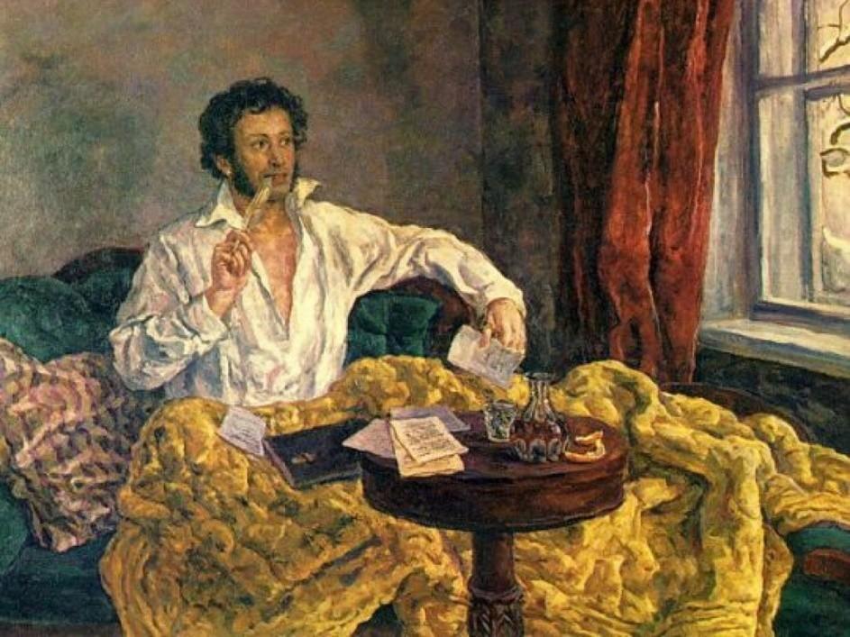 Тест: Что вызнаете обАлександре Сергеевиче Пушкине?