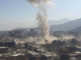 Взрыв произошел вцентре Кабула