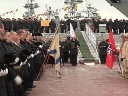 Новый катер Кольской флотилии получил имя комбрига морской пехоты Валерия Федянина
