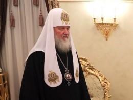 Патриарх Кирилл проводит службы несмотря наперенесенную пневмонию
