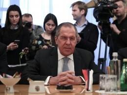 Лавров предложил ООН иКрасному Кресту отправить комиссию вРакку