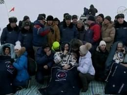 ЦУП рассказал осамочувствии вернувшегося сМКС экипажа