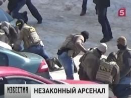 ВКалуге сотрудники ФСБ провели спецоперацию