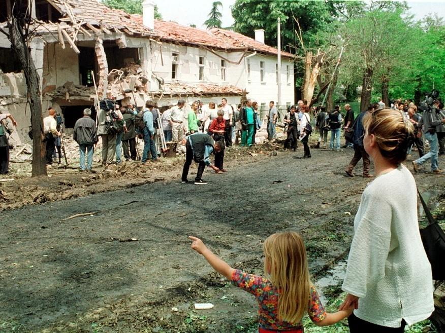 24марта— день начала бомбардировки Югославии силами НАТО