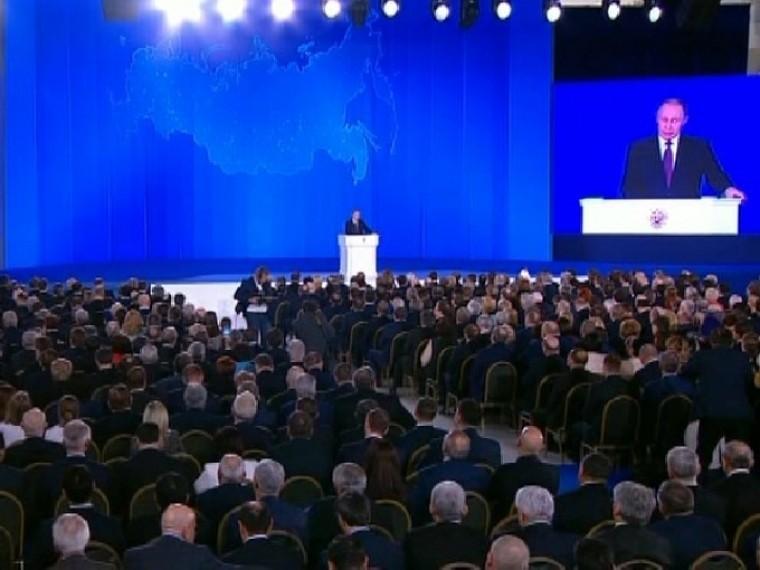 Экспертные комментарии главных тезисов послания президента Федеральному собранию