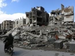 Мирным жителям вновь неудалось выйти изВосточной Гуты