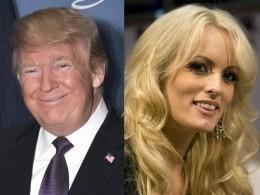 Порнозвезда Сторми Дэниелс снова хочет вызвать Трампа всуд