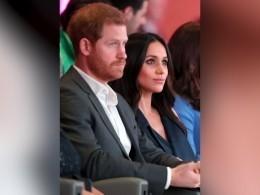 «Тайная церемония»: невеста принца Гарри перешла вАнгликанскую церковь