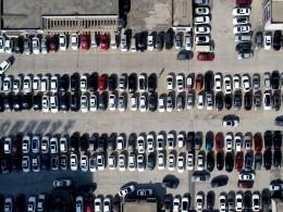 На20 петербургских автостоянках контролеров больше небудет