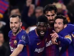 «Барселона» всухую обыграла «Челси» усебя дома ивышла вчетвертьфинал ЛЧ
