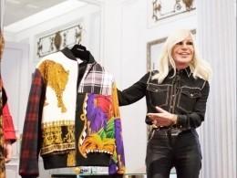 Versace больше небудет использовать натуральный мех