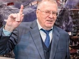 Жириновский предложил сменить «Президента» на«Верховного правителя»
