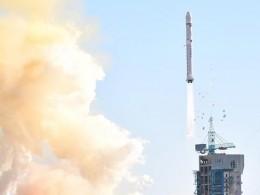 Китай запустил скосмодрома Цзюань спутник зондирования Земли