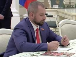 Сурайкин иГрудинин признали поражение ипоздравили Путина спобедой