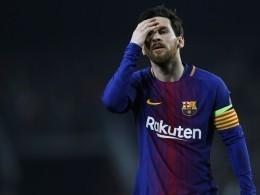 Месси будет тренироваться набазе главного врага— «Реала»