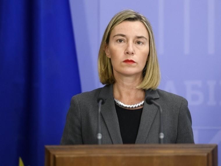 Могерини: лидеры ЕСвыразят насаммите солидарность сБританией по«делу Скрипаля»