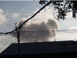 Встолице Сомали произошел взрыв возле отеля