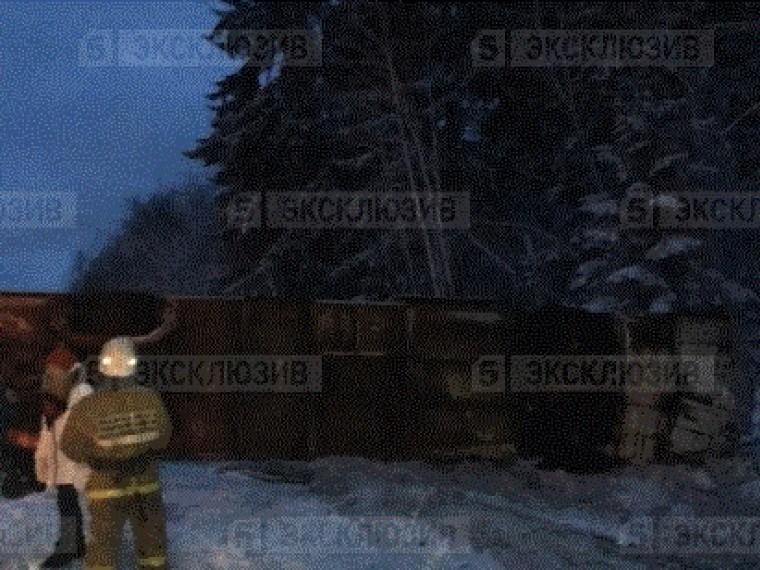 Уголовное дело возбудят после ДТП вПсковской области, вкотором пострадали10 детей