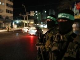 Вответ напулеметный огонь израильская армия поразила два наблюдательных поста всекторе Газа