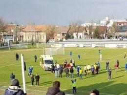 Названа причина смерти хорватского футболиста, которому попали вгрудь мячом