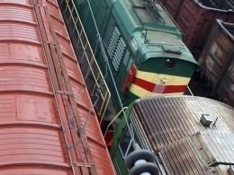 Восстановлено движение поездов наместе схода вагонов наУрале