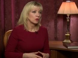 Мария Захарова сделала прогноз отом, как будут развиваться события вокруг России