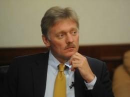 Песков считает «пересудами» предположения ополитической подоплеке ареста Магомедовых