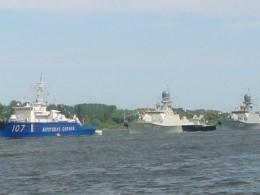 Каспийскую флотилию переведут изАстрахани вКаспийск