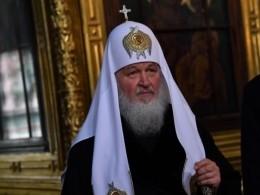 Патриарх Кирилл помолился ожертвах трагедии вКемерово