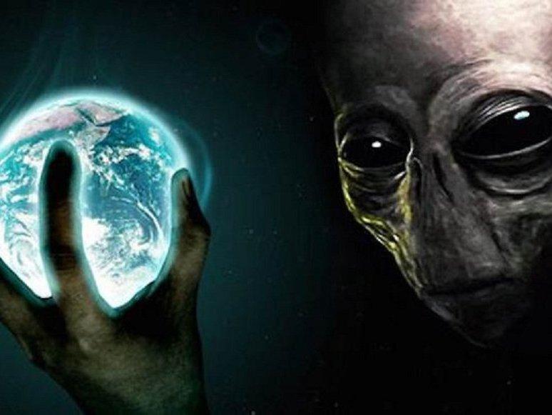 Инопланетное вторжение начинается?