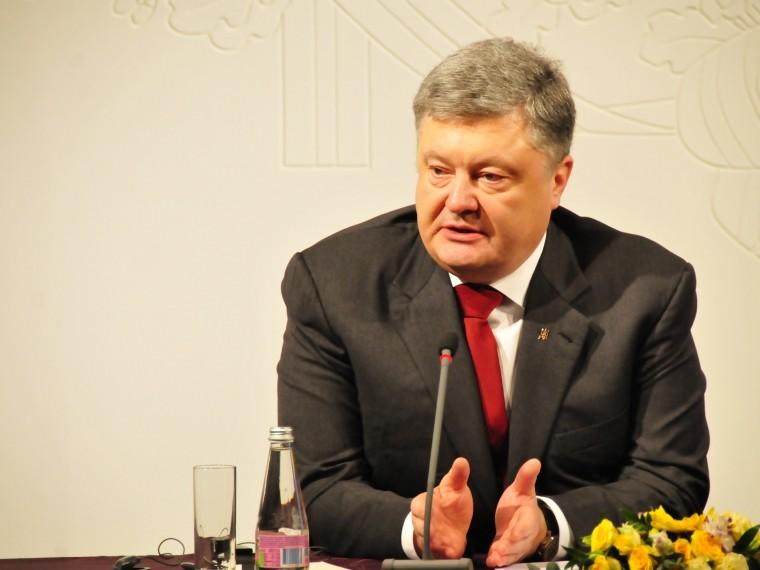 Порошенко рассказал, когда завершится карательная операция вДонбассе