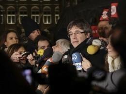 Экс-глава Каталонии насвободе за75 тысяч евро