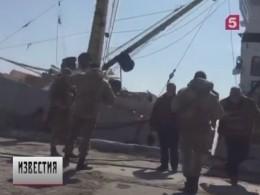 Стали известны подробности освобождения экипажа захваченного украинцами крымского судна «Норд»