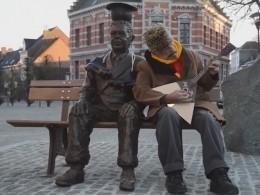 ВБельгии сочинили песню для своих фанатов нарусском языке