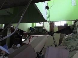 МЧС: угроза дальнейшего обрушения офисного здания вКургане отсутствует