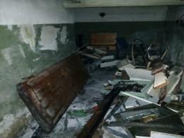 Пожар вобластной больнице Костромы полностью потушен