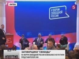 ВВильнюсе собралась несистемная оппозиция. Зачем?