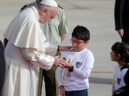 «Стыд иболь»: Папа Римский вызвал вВатикан всех чилийских епископов из-за скандала вокруг священников-педофилов