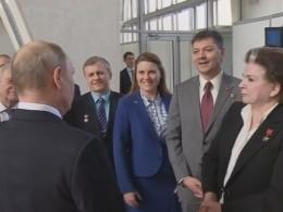 Россия ненамерена сворачивать международное сотрудничество всфере космоса— Путин