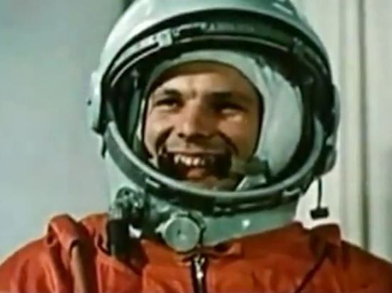 КоДню космонавтики Пятый канал публикует уникальное интервью Юрия Гагарина ивоспоминания онём