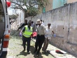 ВСомали пять человек стали жертвами взрыва настадионе