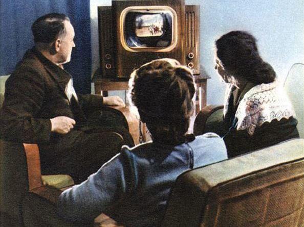 Как 80 лет назад начиналось советское телевидение… Часть первая