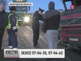 Двое пострадавших вДТП под Череповцом остаются вбольнице втяжелом состояннии