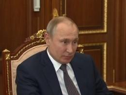 Путин рассказал о«хронических» проблемах Москвы
