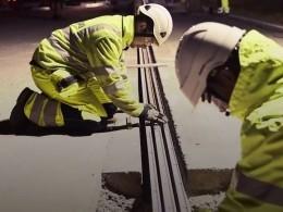 ВШвециипостроили дорогу, которая сама заряжаетэлектрокары