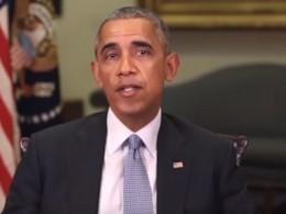 «Трамп— полный дебил!»— всети появилось скандальное видеообращение Барака Обамы