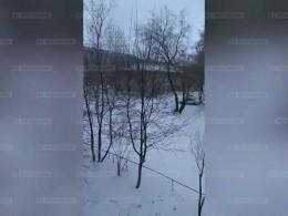 «Опять февраль!»— жители Кургана жалуются намощные снегопады